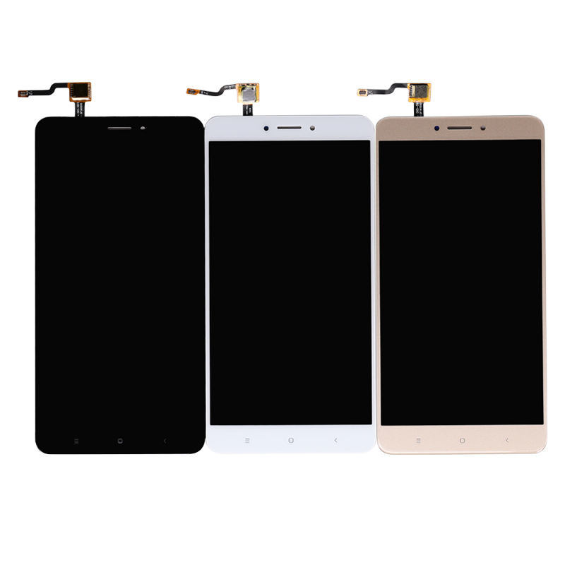 Free Shipping LCD For Xiaomi Mi Max 2 LCD Display Replacement Touch Screen Digitizer Assembly
