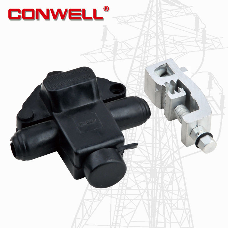 CD-71 anti UV aluminum alloy plastic insulated piercing connector/insulation wire connector