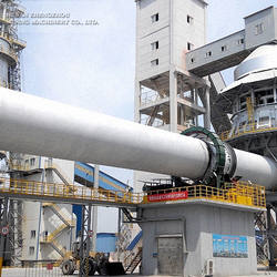 200TPD Advanced Technology Calcined Dolomite Calcination Plant Manufacturer