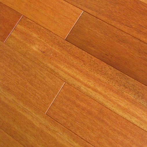 Prefinished kempas solid timber flooring- 120x18mm T&G