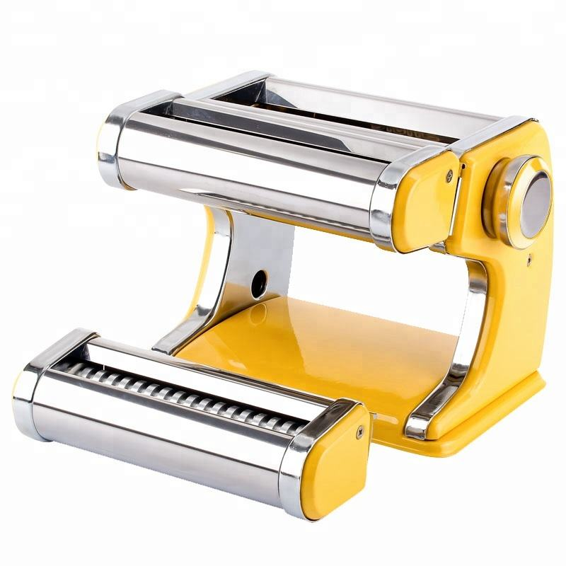 Manual Food Processor with Pasta Roller