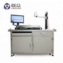 LINKJOIN CIM-3140RMT Magnetic Susceptibility Measurement Device PTF curve and %PTF curve