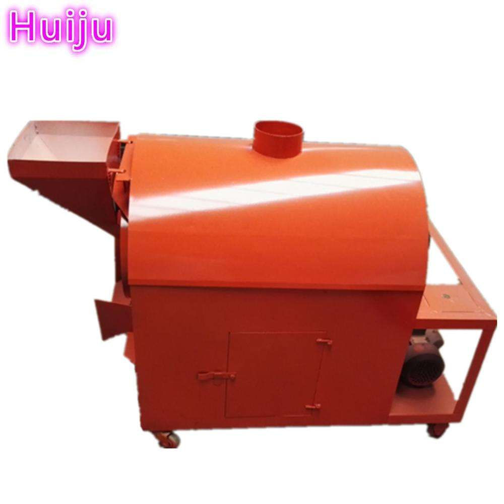 Widely used peanuts roaster/hot sale peanut roasting machine for sale