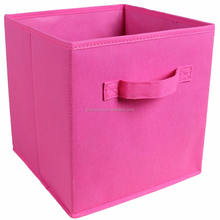 Foldable Cloth Storage Non Woven Fabric Home Organization