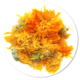 Health Benefits Dried Herb Calendula Officinalis Dried Marigold Petals Flower Tea