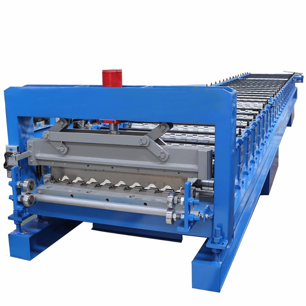 High Quality Australian Style Roller Shutter Door Roll Forming Machine