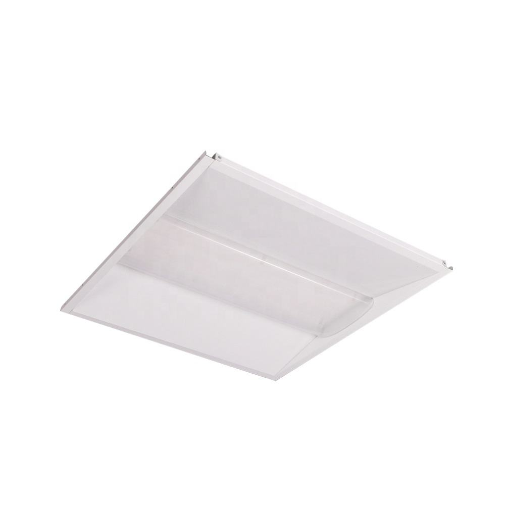 2x4 FT 4000 K de 3030 LED Troffer Panel de luz 0-10 V regulable techo Panel plano