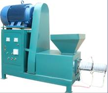 High quality biomass sawdust briquette charcoal pressing machine