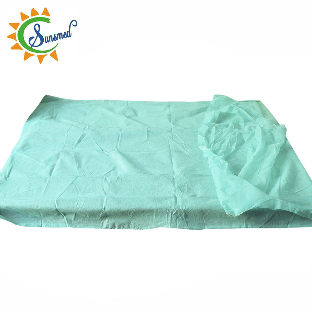 manufacturer wholesale disposable nonwoven hospital bed covers quilt covers