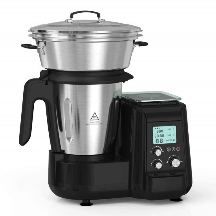Soup Maker Electric, Thermo mix Food Processor