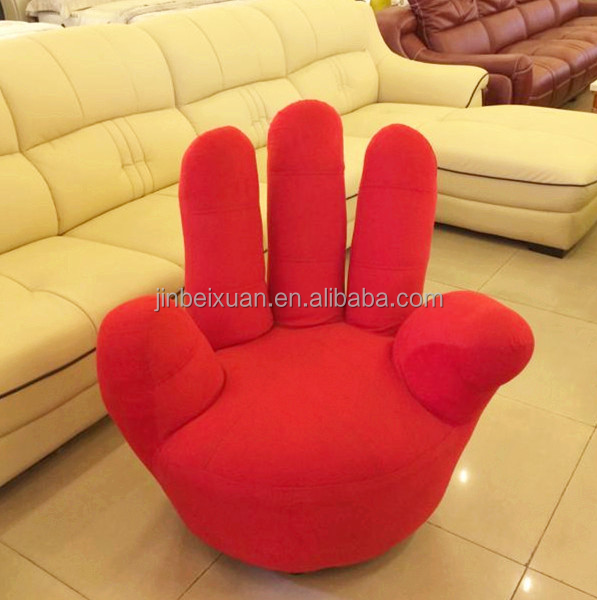finely processed living room finger reclining sofa