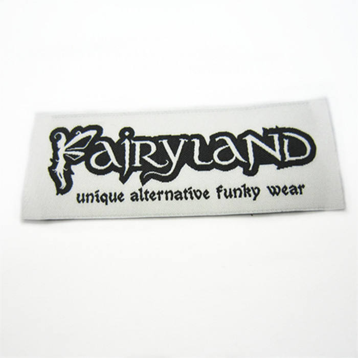 High Quality,Washable, Custom,Eco-Friendly Feature Skirt Woven Labels