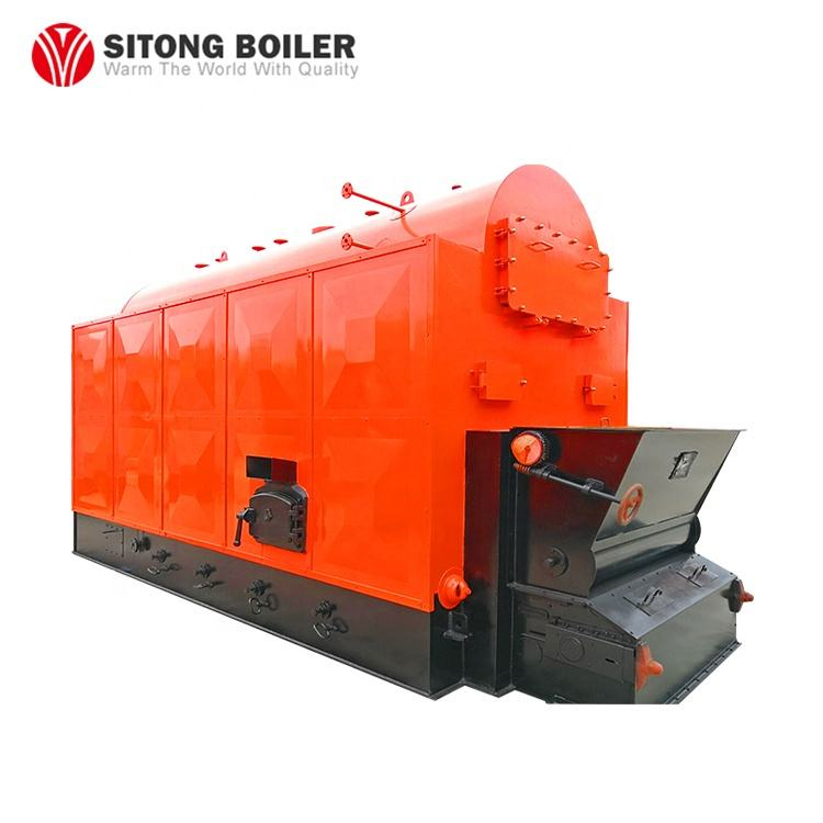 Kayu/Sekam Padi/Steam Boiler Biomassa Pelet Buatan china