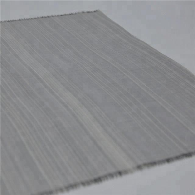 Top Quality Supplier Garment Plain Woven Fashion Fusible Horsehair Interlining