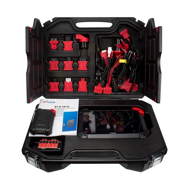 Nieuwe xtool PS90 universele obd2 scanner auto diagnostic tool voertuig scan tool PS90 auto computer