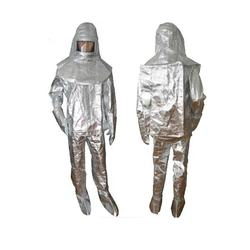 good price fire fighting aluminized fire proximity suit