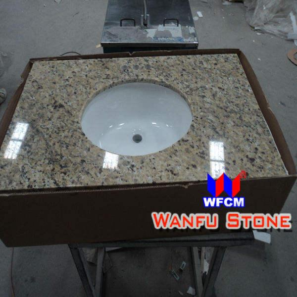 vente chaude en pierre naturelle de granit du comptoir de cuisine