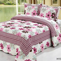 Custom made bedding set/bedspread