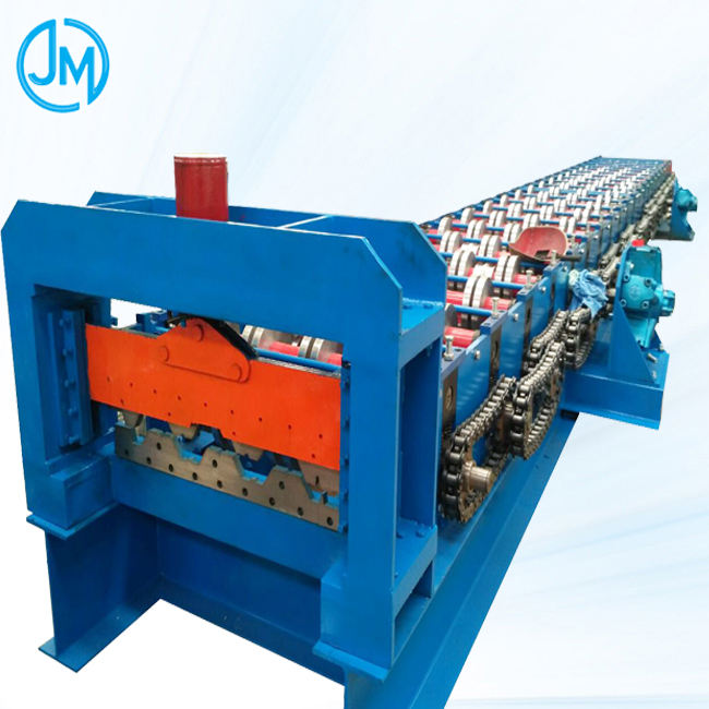 Cheap Used Roll Forming Machine For Floor Decking