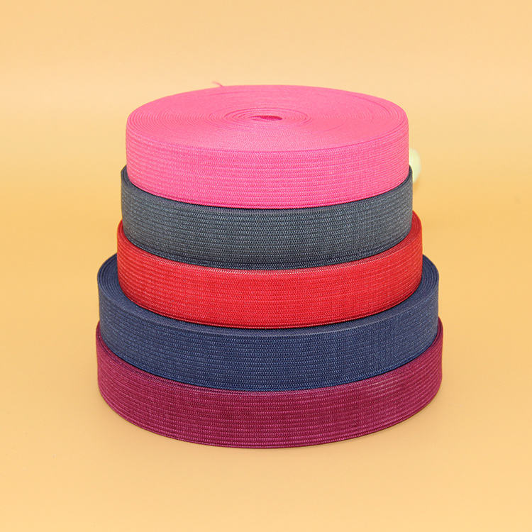 Good quality product high quality knitted elastic band with high elasticity