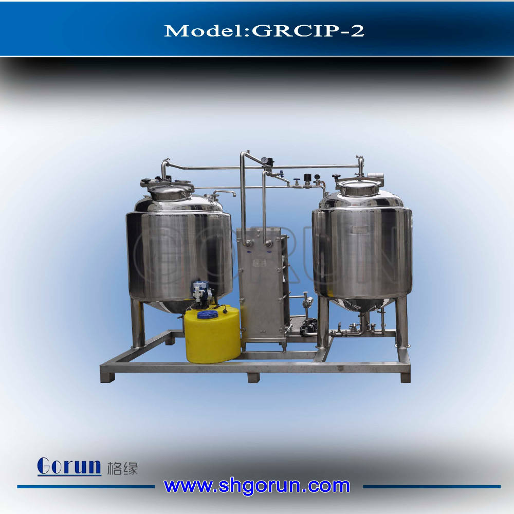 <span class=keywords><strong>Cip</strong></span> Apparaat/<span class=keywords><strong>Cip</strong></span> Wasmachine Voor Drank Productie