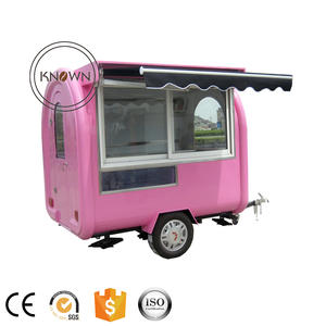 CE ice cream machine/donut hospital food carts