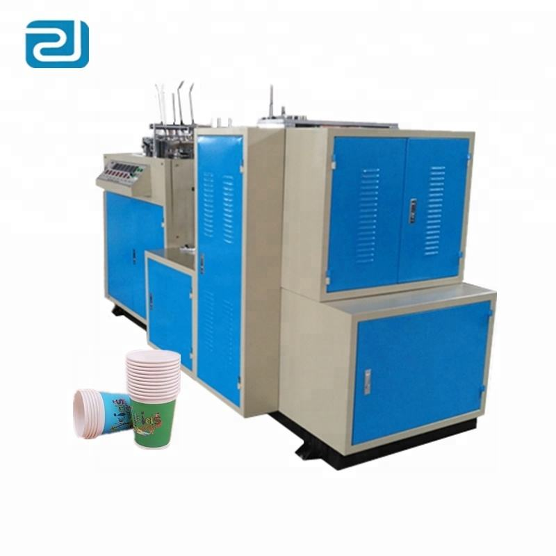 JBZ-A12 Disposable Paper Ice Cream Cup Forming Machinery Prices