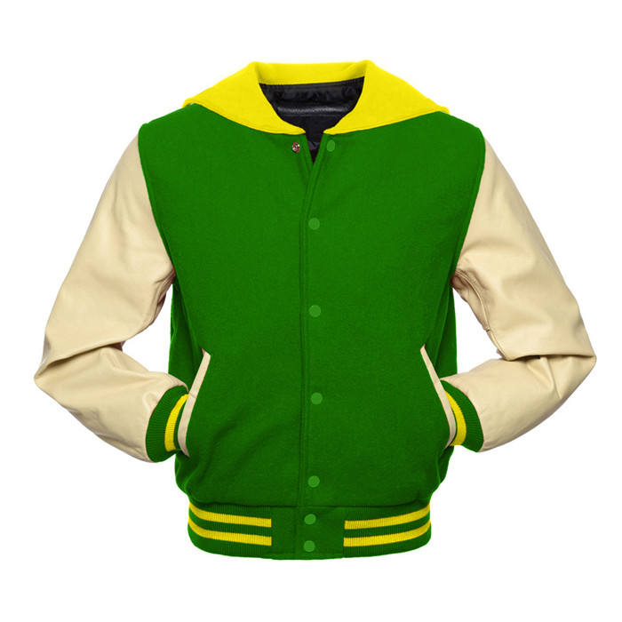 fashion warm up fleece school jacket