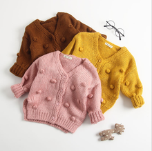 Baby Knit Coats winter Infant Outwear Top Baby Rompers