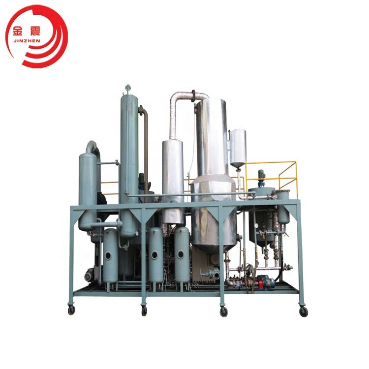 New design crude oil mini refinery with high quality