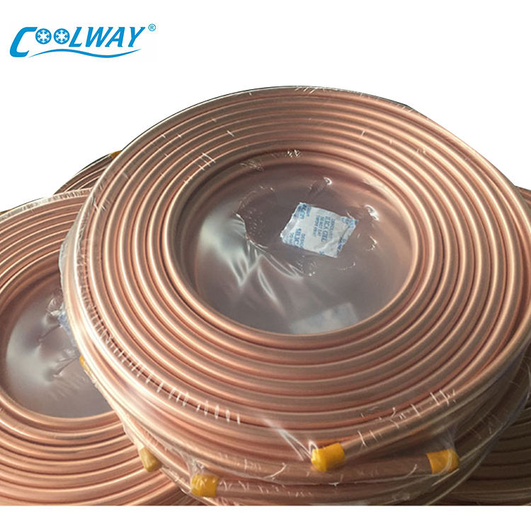 Customized Copper Tube Coil With Competitive Price