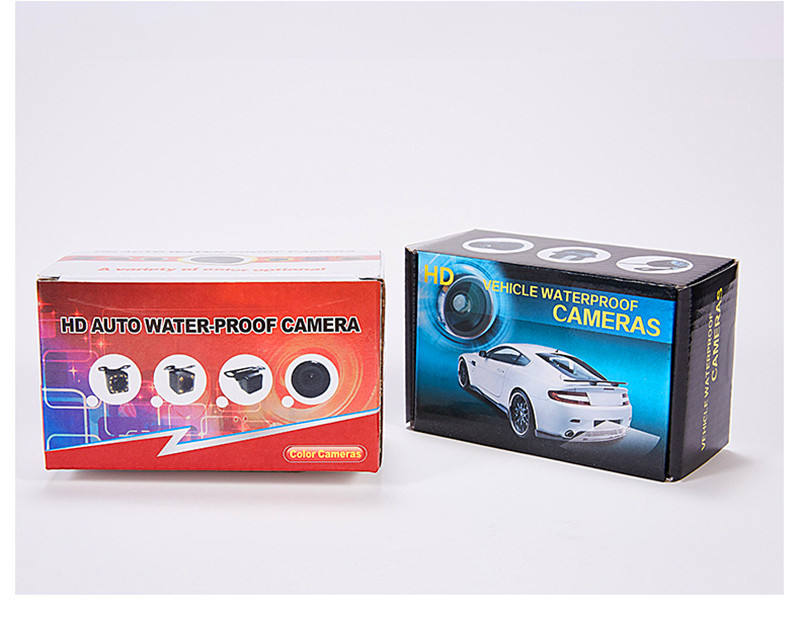 Custom Electronics Car Accessories Corrugated Paper Box With Very Cheap Price