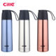 Cille 500ML Custom Keep Warm Water Cup Vacuum Insulated Double Wall Wide Mouth 304 Stainless Steel Office Bottle