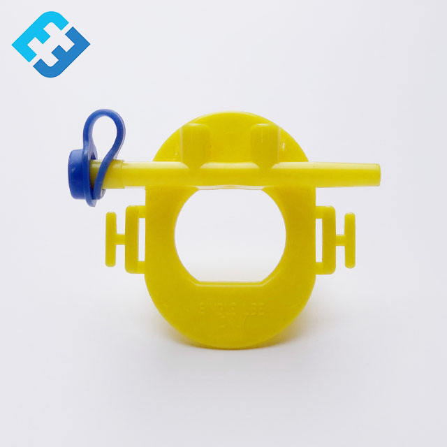 High Quality CE Certificated Medical Bite Block with Oxygen Tube