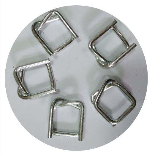 The Best Galvanized Lashing Buckle High Strength Strapping Wire Buckle