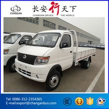 Changan Q20 gasoline 5MT left handle drive mini truck and used cars for sale in south korea