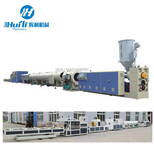 Modern design hdpe pipe extrusion line gmp20-1600mm pvc pipes manufacturing machines welding machine threading with good quality