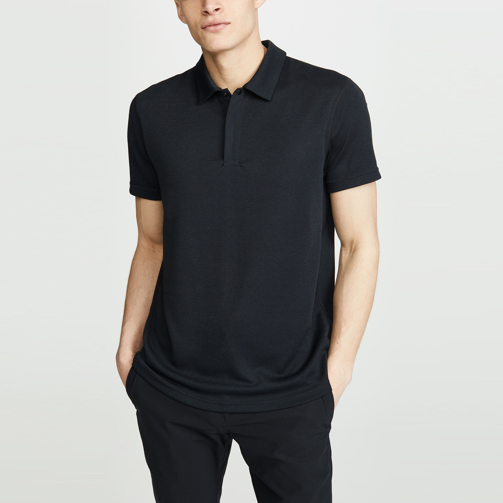 Nach hiqh qualität herren polo shirt 100% baumwolle blank atmungs slim fit polo t-shirt