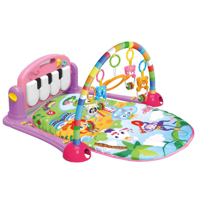 Educational piano fitness baby carpet play mat