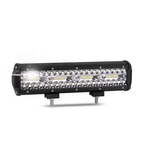 High Power 12V Waterdichte Led Auto Lamp Verlichting Bar Lamp 240W Auto Strip Koplamp