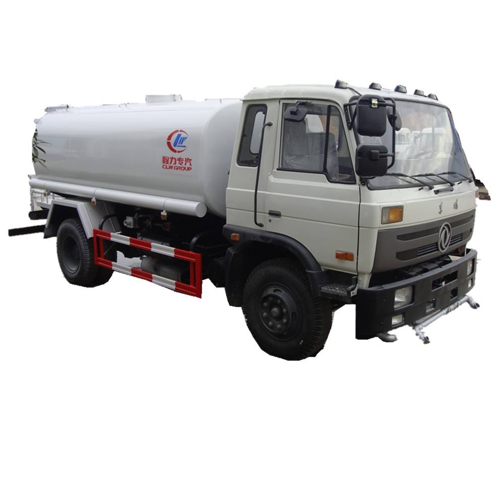 China cheap price brand new Euro3 diesel 170HP 12000 liters dongfeng water sprinkler truck