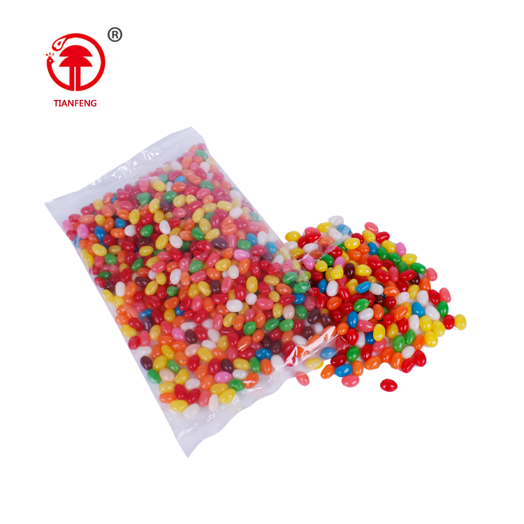 Bulk wholesale assorted sugar coated confectionery bulk candy sweet jelly bean candy