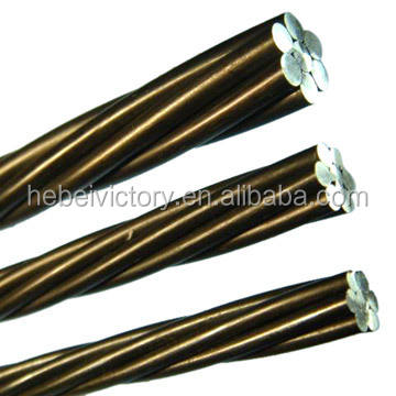 Used in post tension 콘크리트 건설 building materials 9.3mm PC 가닥 1770Mpa BS5896 7 Wires (High) 저 (Carbon