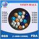 10.32mm10.5mm12mm14mm16mm19mm21mm25mm colored glass ball for decoration