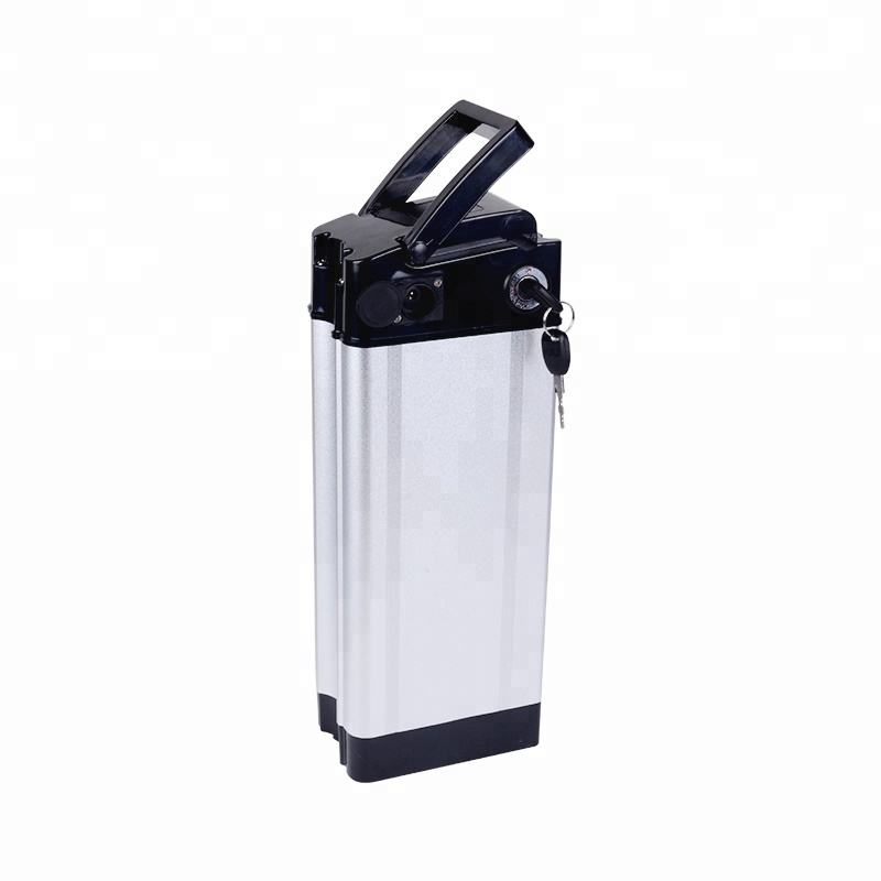 Li-ion 전기 산 bike battery 48 볼트 500 와트 1000 와트 silver fish ebike lithium battery 팩 48 볼트 20ah