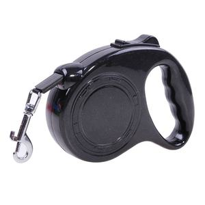 wholesale sale adjustable nylon material portable pet safety leads dual dog retractable leash