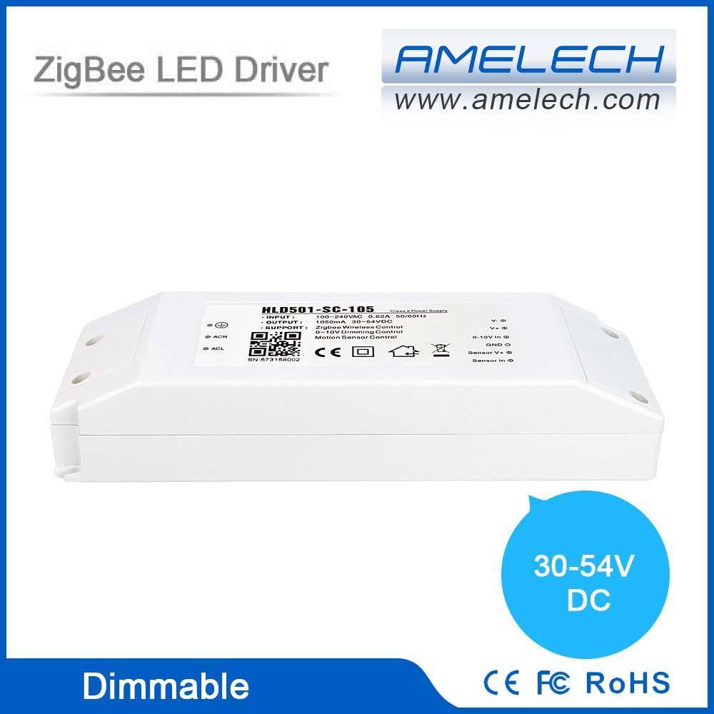 50W led driver corrente Alimentatore Impermeabile 1500ma luce di inondazione 5 /& 10 Corde
