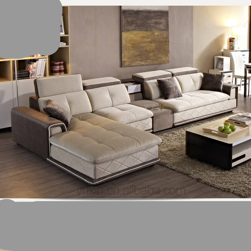 Living Room Furniture Sectional Sofa Modern Sofa Furniture Sofa Set Factory Supply