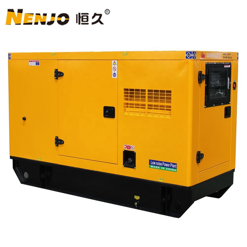 DCEC engine brand 4B3.9-G1/G2 20kw/25kva electricity factory price generators