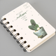 High Quality Cheap Price Colorful Fashion Recycled Pocket Notepad